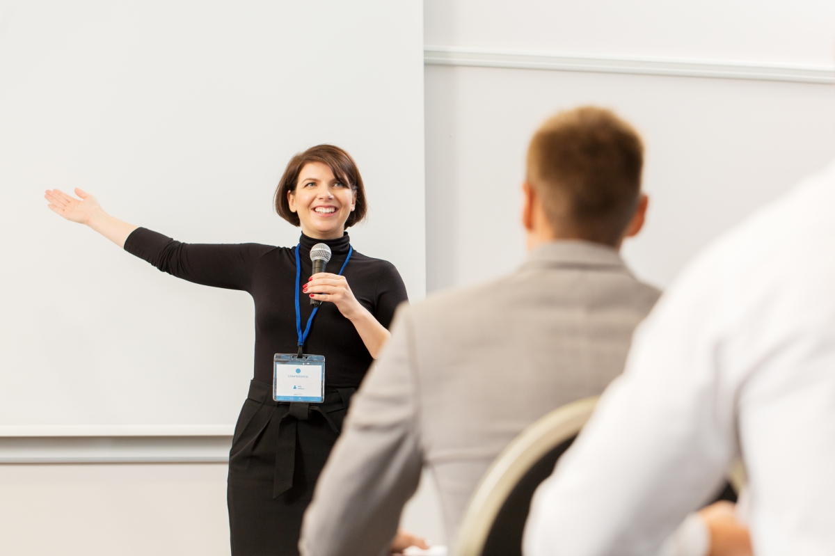 5 Tips for Your Next Event Presentation